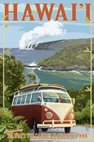 Hawaii Volcanoes Cruising Fine-Art Print