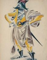 Soldier, 1920 Fine-Art Print