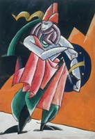 Soldier, 1922 Fine-Art Print