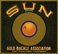 Sun Brand Citrus Fine-Art Print