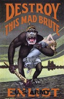 Destroy This Mad Brute Fine-Art Print