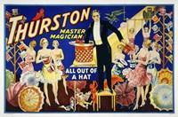 Thurston, Master Magician Fine-Art Print