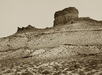 Buttes near Green River City, WY Fine-Art Print