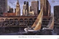 Mart Bofarull - Port de San Francisco Fine-Art Print