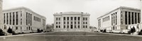 Harvard Medical School, Panorama Fine-Art Print