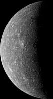 Planet Mercury, March 24, 1974 Fine-Art Print