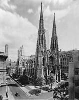 Saint Patrick's Cathedral Fine-Art Print