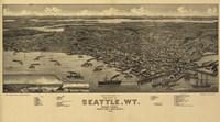Seattle Fine-Art Print