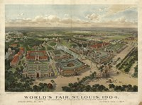 St Louis Worlds Fair Fine-Art Print
