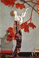 Oriental Red, 1914 Fine-Art Print