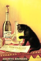 Absinthe Bourgeois Fine-Art Print