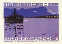 Starnberger See Fine-Art Print