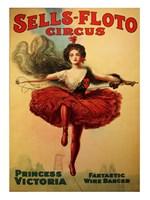 Sells-Floto Circus Fine-Art Print