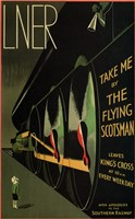 Flying Scotsman Fine-Art Print