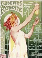 Livemont Absinthe Robette Archival Fine-Art Print