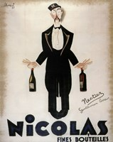 Nicolas Fines Bouteilles Fine-Art Print