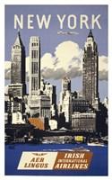 NY Aer Lingus Fine-Art Print
