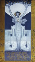 Woman Suffrage Fine-Art Print
