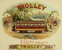 Trolley Cigars Fine-Art Print