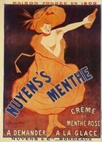 Nuyens Menthe Fine-Art Print
