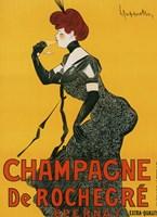 Champagne De Rochegre Fine-Art Print