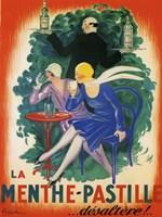 Menthe Pastille Fine-Art Print