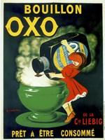 Bouillon OXO Fine-Art Print