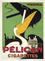 Pelican Cigarettes Fine-Art Print