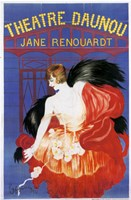 Theater Daunou Fine-Art Print