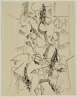 Seated Nude Fine-Art Print