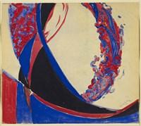 Amorpha Fugue in Two Colors I Fine-Art Print