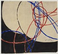 Amorpha Fugue in Two Colors IV Fine-Art Print