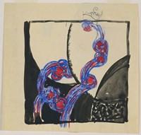 Amorpha Fugue in Two Colors V Fine-Art Print