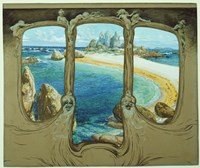 View From A Carriage Window Fine-Art Print