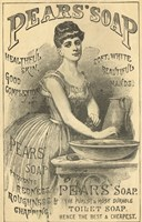 Pears Soap Washbowl Fine-Art Print