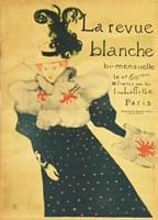 La Revue Blanche Fine-Art Print