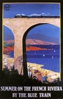 French Riviera Fine-Art Print