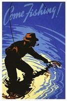 Come Fishing Fine-Art Print