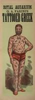 Tattoo Greek Fine-Art Print
