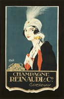 Champagne Renaudi Fine-Art Print