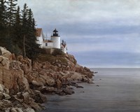 Bass Harbor Light Fine-Art Print