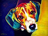 Beagle Bailey Fine-Art Print