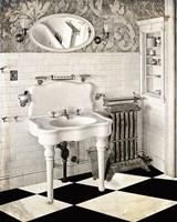 Victorian Bathroom Fine-Art Print