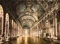 Hall of Mirrors Versailles Fine-Art Print
