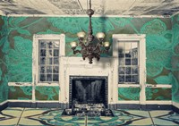 The Aqua Room Fine-Art Print