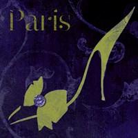 Paris Shoes Fine-Art Print