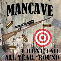 Mancave IV Fine-Art Print