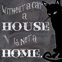 Without A Cat Fine-Art Print