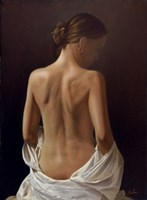 Bare Back 2 Fine-Art Print