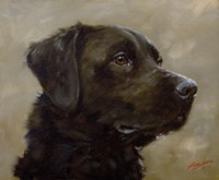 Black Lab 7 Fine-Art Print